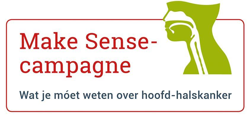Banner Make Sense-campagne